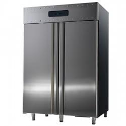 Umluftkühlschrank Doppeltüre 1400 Liter gute 80 mm Isolierung GN 21 je Türe