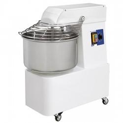 Teigmaschine mit Zeituhr für pizzateig 32 liter max 25 kilo ideal bei ca 10 kilo mehl bis 14 kg