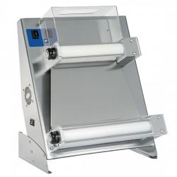 Ausrollmaschine für Blechpizza Parallelrollen 40 cm