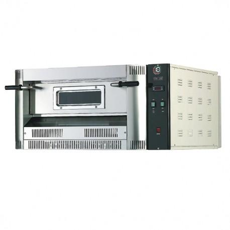 CAA0005 Gaspizzaofen 4 30 cm Pizza max 33 cm Cuppone Gas GS433 1D