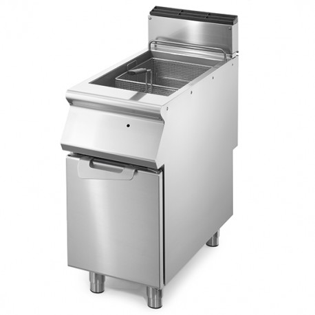 Gasfritteuse  17 Liter 16,5 KW